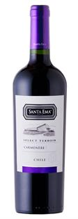 Santa Ema Carmenere Select Terroir 2015 750ml